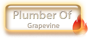 Plumber Of Grapevine Logo